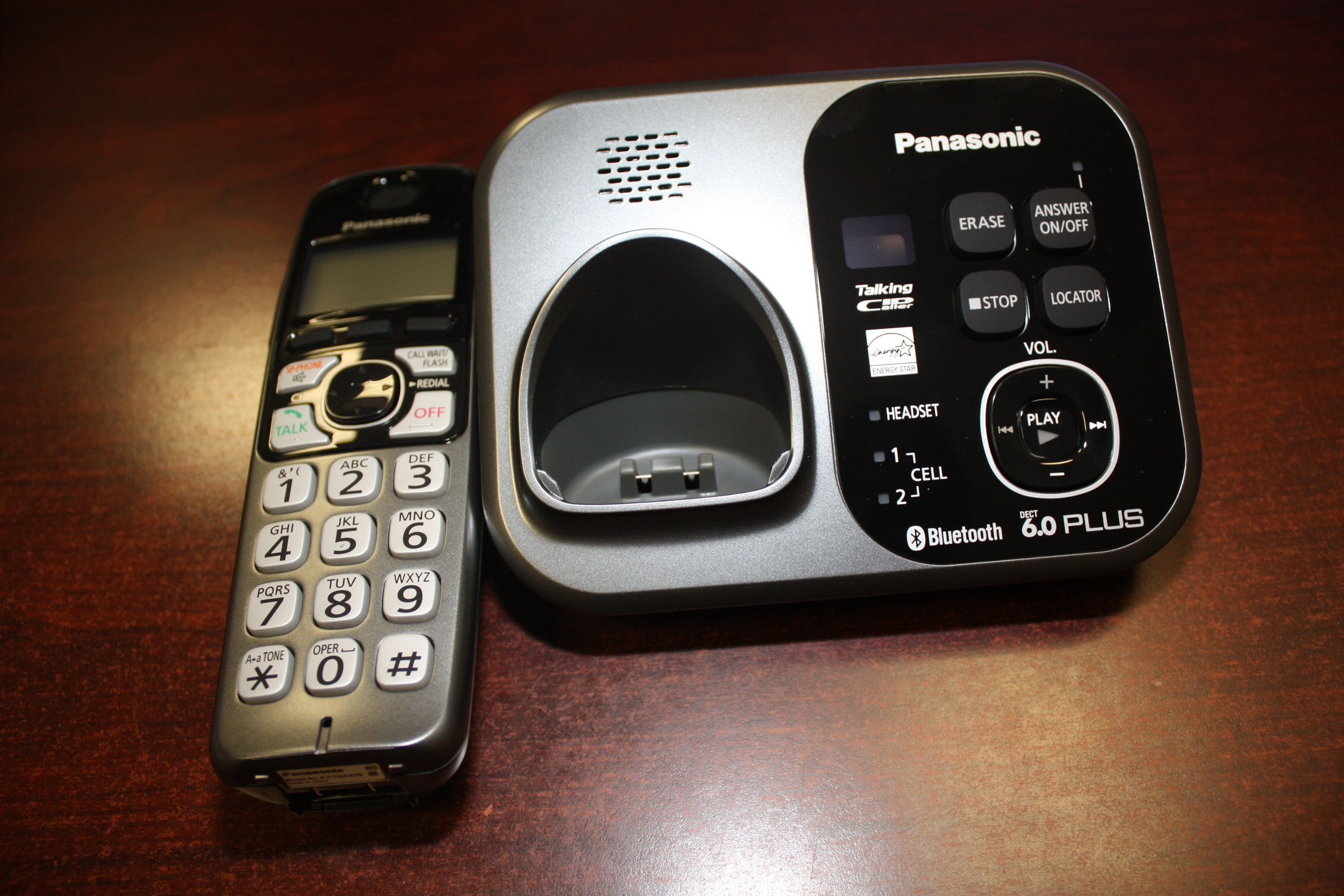 panasonic answering machine 6 0 manual